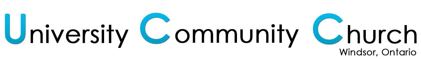 University Community Church Logo